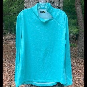 PGA tour half zip pullover XL